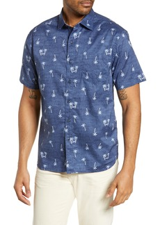 Tommy Bahama Hammock Time Camp Shirt