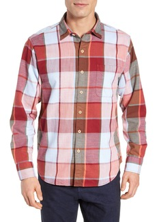 Tommy Bahama Heredia Plaid Sport Shirt