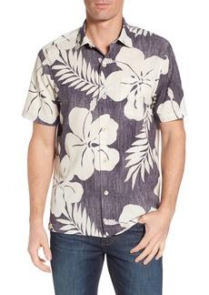 Tommy Bahama Hialeah Hibiscus Camp Shirt