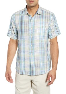 Tommy Bahama Hideaway Palms Camp Shirt