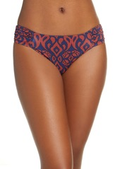 Tommy Bahama Ikat Diamonds Reversible Hipster Bikini Bottoms
