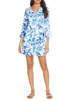 Tommy Bahama Indigo Garden Cover-Up Dress