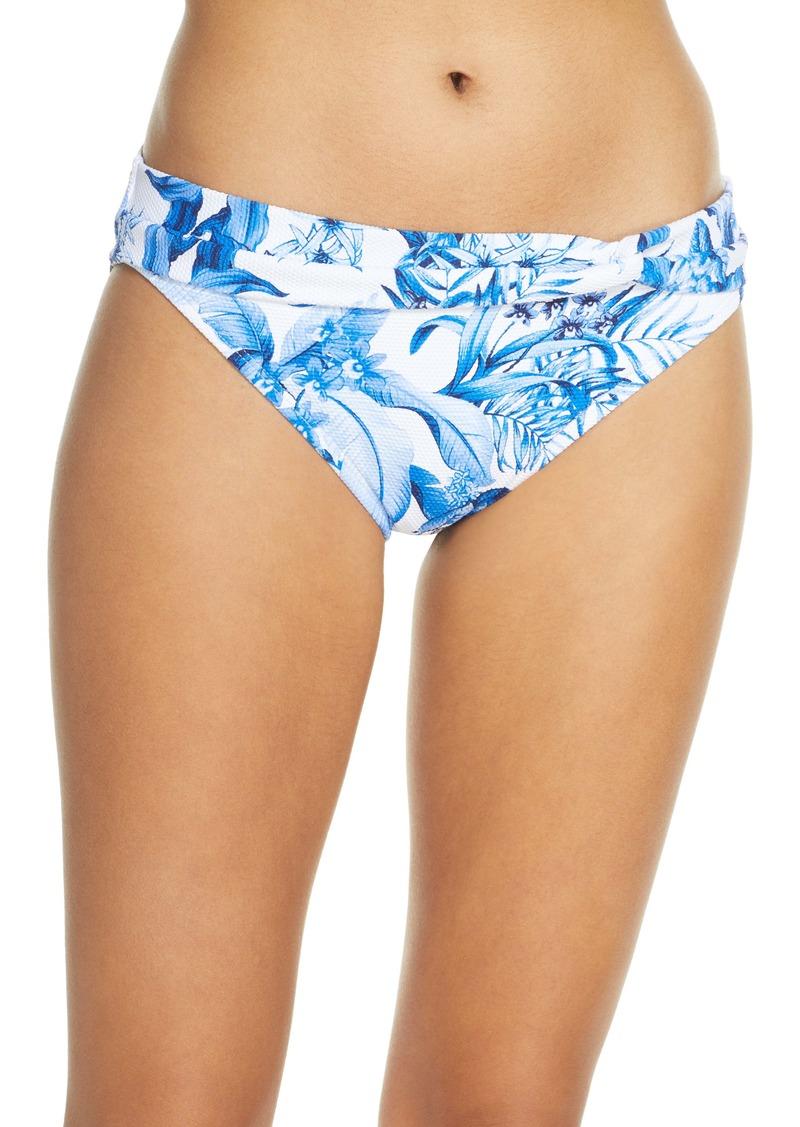 Tommy Bahama Indigo Garden Hipster Bikini Bottoms