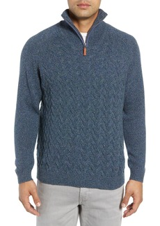 Tommy Bahama Irazu Half Zip Sweater
