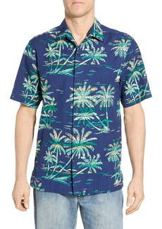 Tommy Bahama Island Groove Classic Fit Sport Shirt