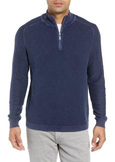 Tommy Bahama Island Tide Half Zip Pullover