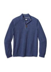 Tommy Bahama Island Zone Half Zip Sweater