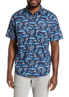 Tommy Bahama Isle of Palms Classic Fit Sport Shirt