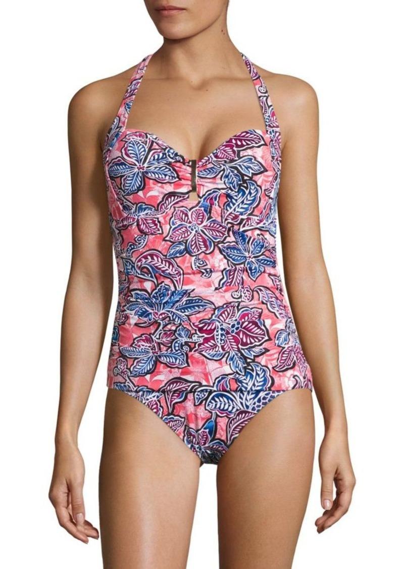a8e18fb290 Tommy Bahama Tommy Bahama Java Blossoms Tankini Swimsuit Top | Swimwear