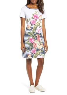 Tommy Bahama Kahuna Cascade Shift Dress