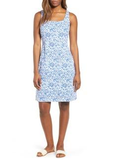 Tommy Bahama La Liorena Sleeveless Stretch Cotton Tank Dress