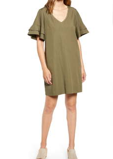 Tommy Bahama Lanailette V-Neck Shift Dress