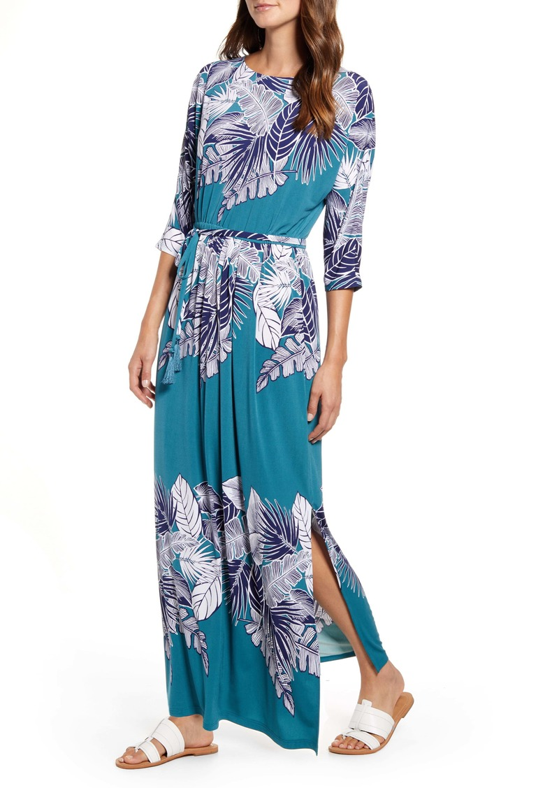 Tommy Bahama Las Palmas Dolman Sleeve Maxi Dress