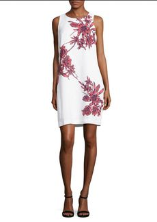 Tommy Bahama Lavatera Leis Floral Shift Dress