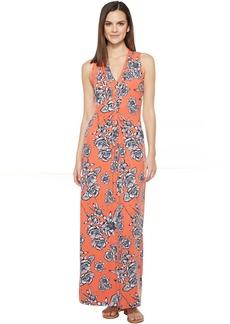 Tommy Bahama Lavatera Leis Sleeveless Maxi Dress