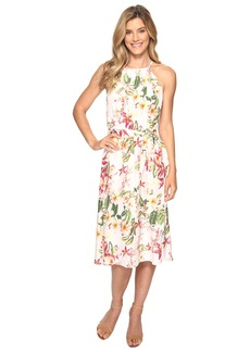 Tommy Bahama Le Tigre Orchid Midi Dress