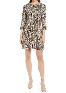 Tommy Bahama Leopard Print Knit Dress