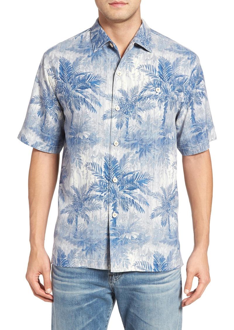 Tommy Bahama Tommy Bahama Lindos Palms Silk Camp Shirt
