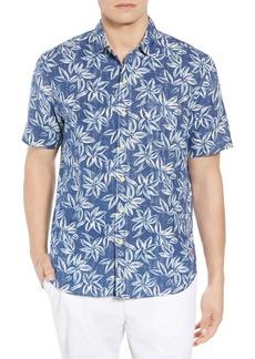 Tommy Bahama Lino Flora Linen Blend Sport Shirt