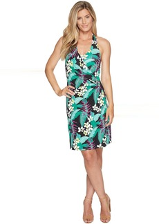 Tommy Bahama Livia Leaves Short Dress