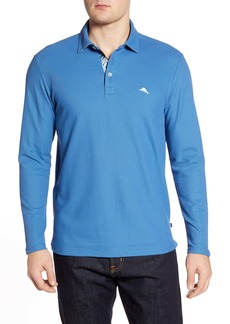 Tommy Bahama Long Sleeve Polo