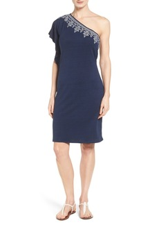 Tommy Bahama Lovelin One-Shoulder Dress