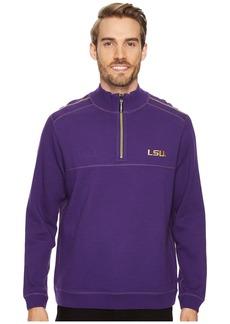 Tommy Bahama LSU Tigers Collegiate Campus Flip Sweater