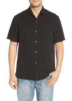Tommy Bahama Luau Floral Silk Shirt