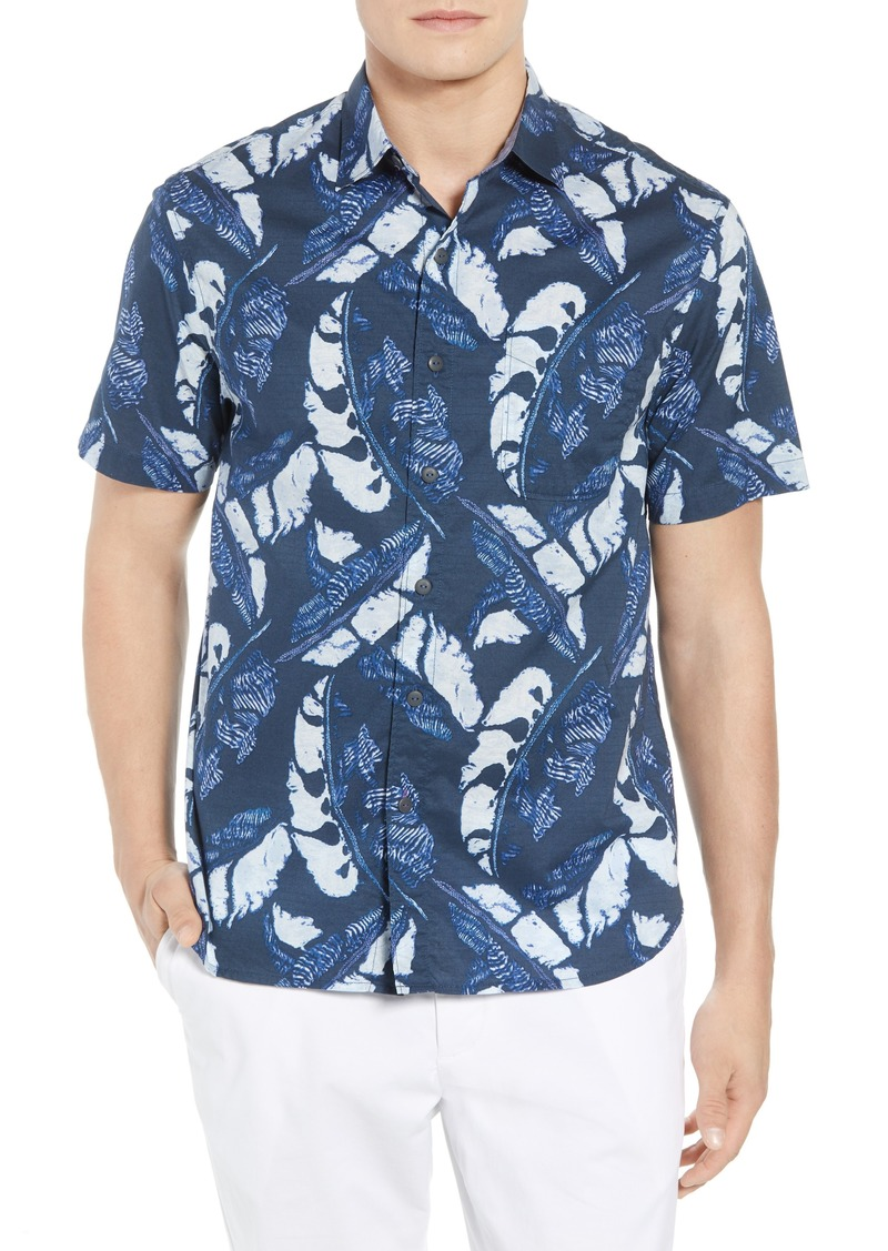 Tommy Bahama Lunar Leaves Sport Shirt