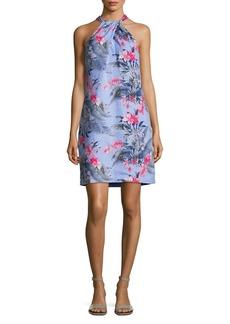 Tommy Bahama Madeira Blooms Sleeveless Linen Dress