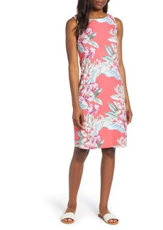 Tommy Bahama Maria Mambo Tropical Print Dress