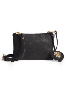 Tommy Bahama Marrakech Leather Crossbody Wallet
