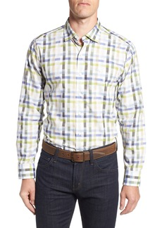 Tommy Bahama Matina Regular Fit Check Sport Shirt