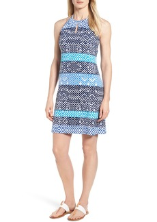 Tommy Bahama Mayan Maze Halter Dress