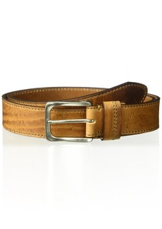 Tommy Bahama Men's Leather Belt tan/Brown