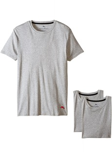 Tommy Bahama Men's 3-Pack Breathe Easy Solid Crew Neck T-Shirt