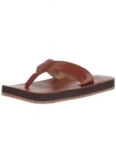Tommy Bahama Men's ADDERLY Flip-Flop tan 13 D US