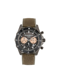 Tommy Bahama Men's Atlantis Diver Multi Leather Strap Watch, 44mm