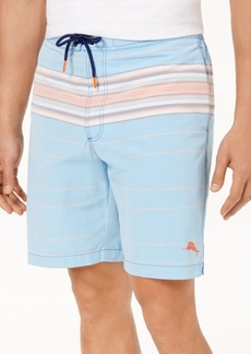 "Tommy Bahama Men's Baja Serape Sunset 9"" Board Shorts"