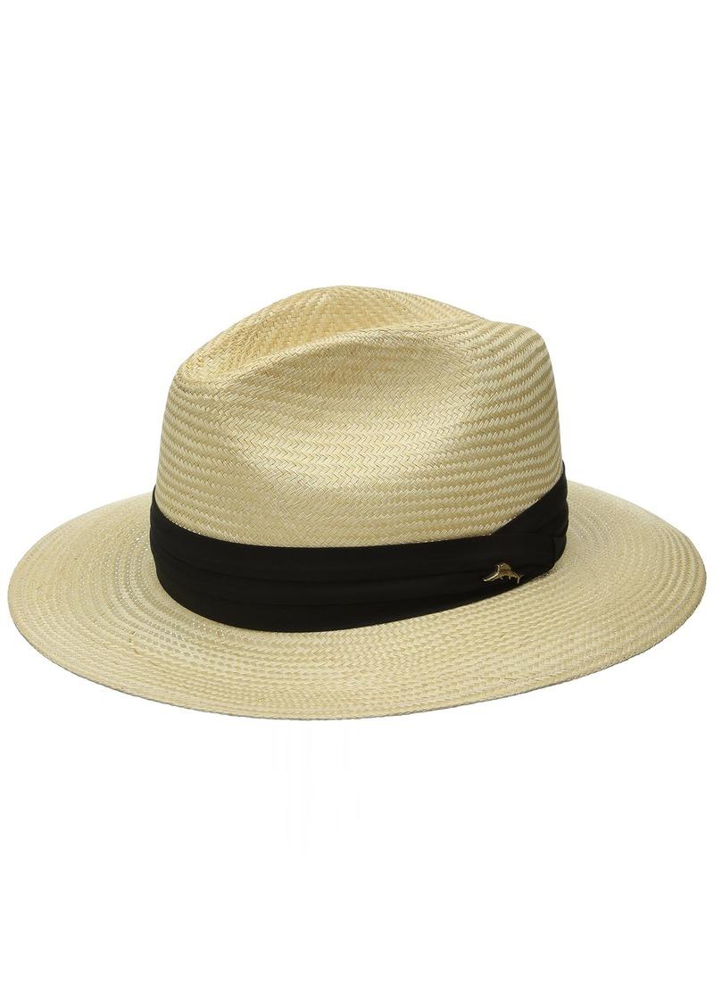 29670ee63f6 Tommy Bahama Tommy Bahama Men s Balibuntal Straw Safari Hat