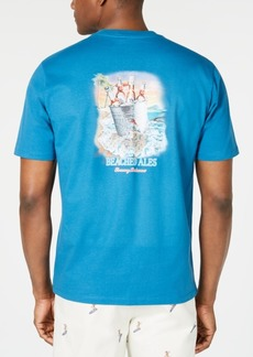 Tommy Bahama Men's Beached Logo Graphic T-Shirt, Created for Macy's