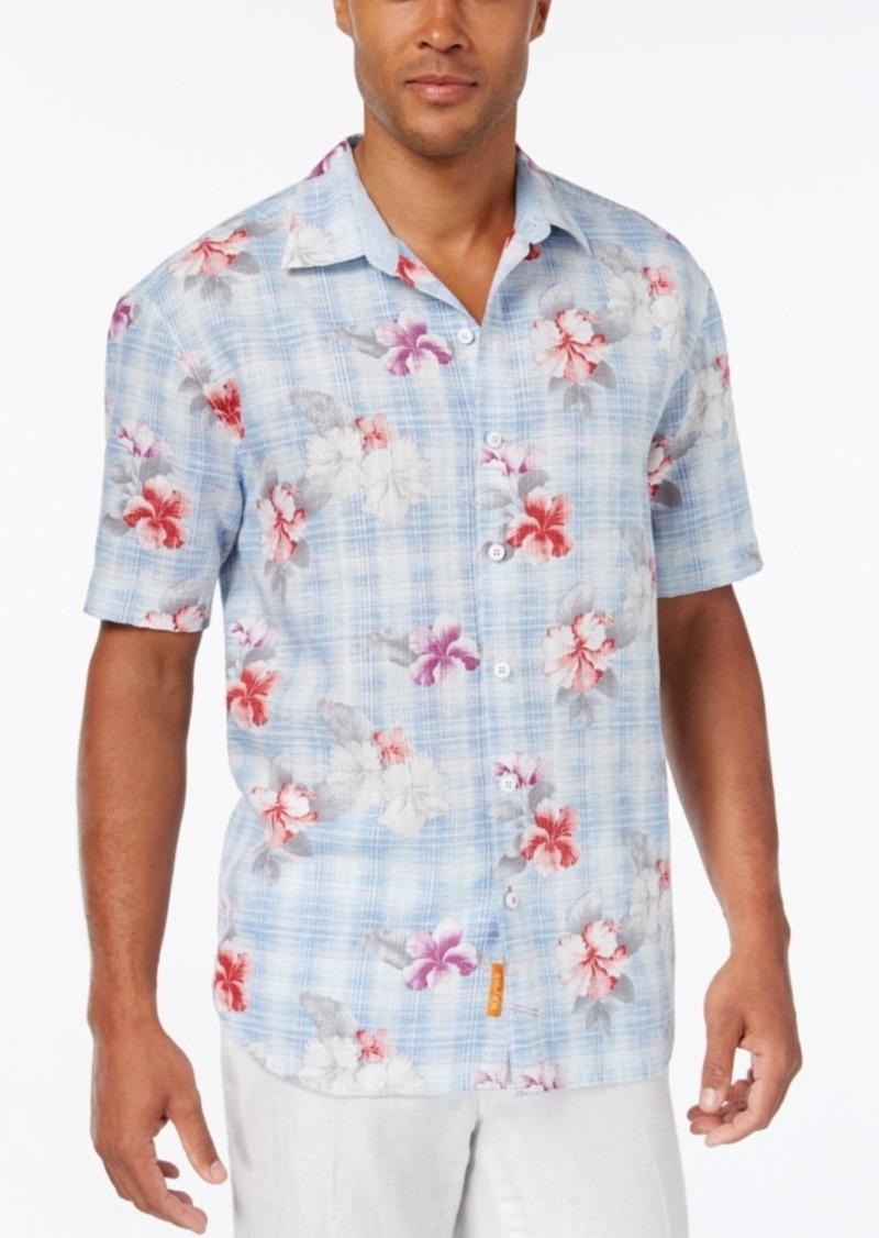 Tommy Bahama Men's Bonsoir Botanical Breeze Shirt