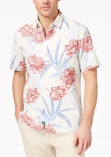 Tommy Bahama Men's Bradenton Blooms Textured Floral Shirt