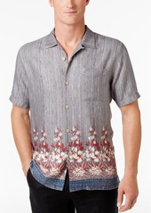 Tommy Bahama Men's 100% Silk Brazilian Border Shirt