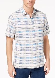 Tommy Bahama Men's Breaker Bay Striped Shirt