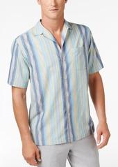 Tommy Bahama Men's Silk Cabo Frio Striped Shirt