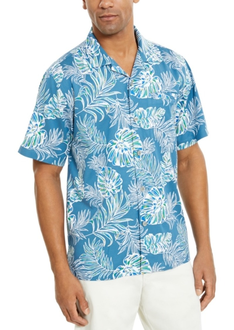 Tommy Bahama Men's Canyon Leaves Graphic Shirt