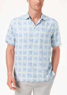 Tommy Bahama Men's Casa de Quatro Silk Shirt
