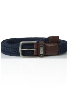 Tommy Bahama Men's Cotton Webbed Belt