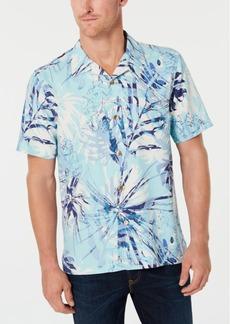Tommy Bahama Men's Fiesta Loco Floral-Print Silk Shirt